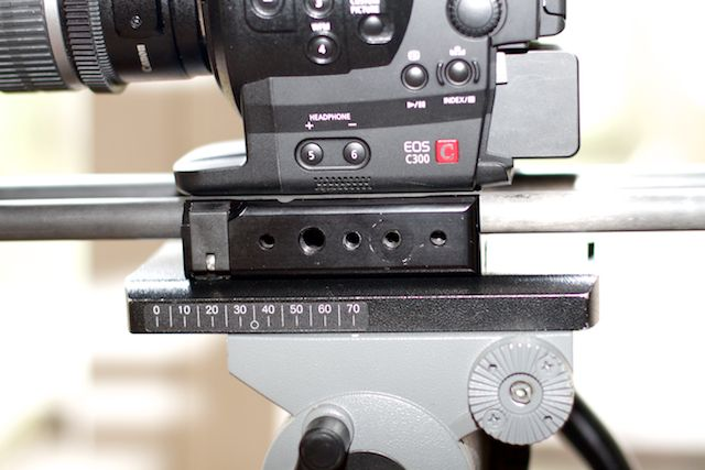 Vocas riser on C300