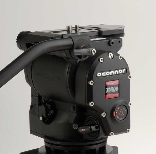 Oconnor 1030d tripod head